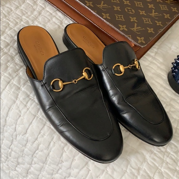 Gucci Shoes | Gucci Princetown Loafers